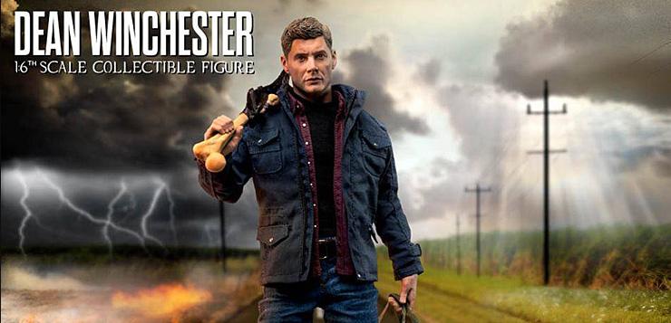 Quantum Mechanix Dean Winchester Supernatural