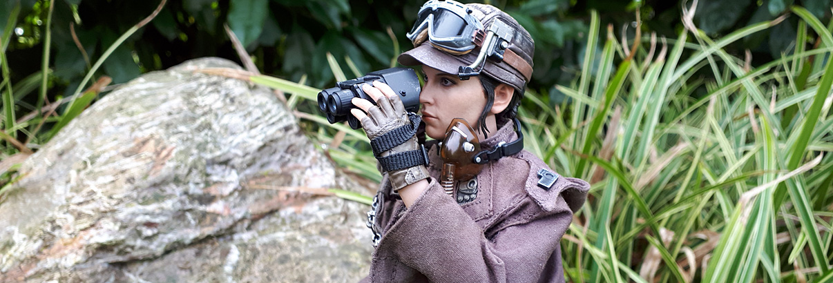 Hot Toys: Jyn Erso Deluxe Version (Rogue One)