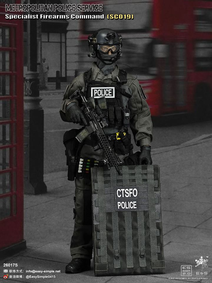 Easy Amp Simple British Specialist Firearms Command Sco19
