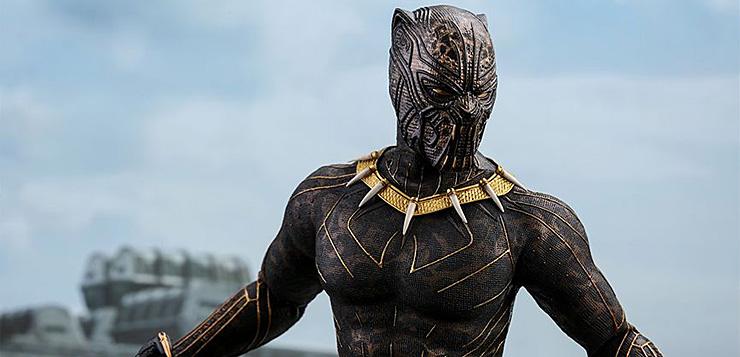 Hot Toys Erik Killmonger Black Panther