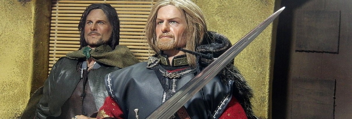 Asmus Toys: Boromir (Lord of the Rings)