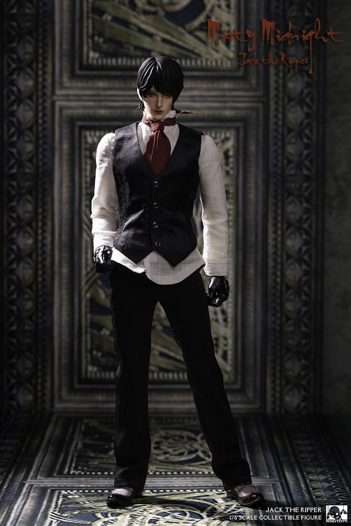 Ring Toys Jack The Ripper