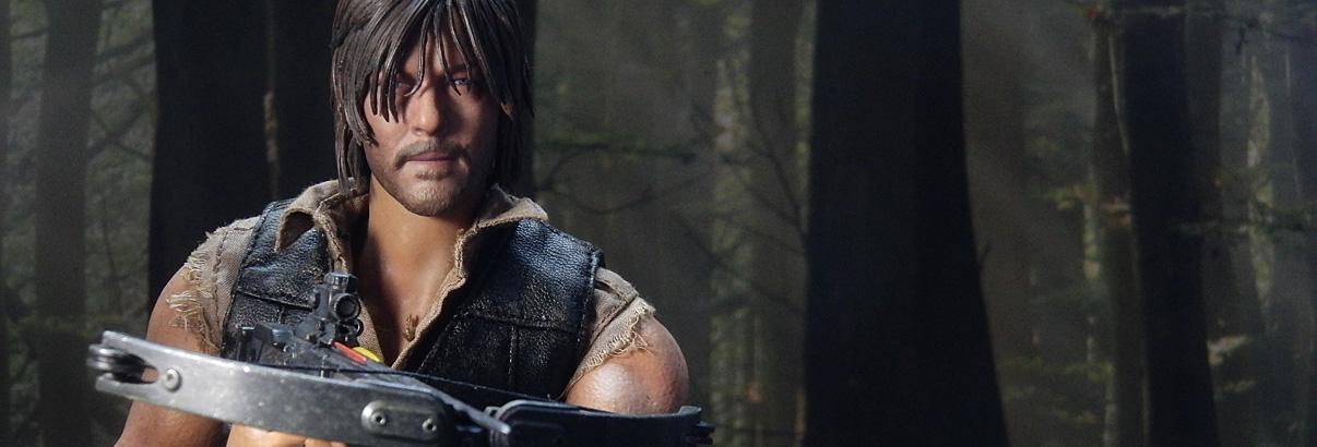 Threezero: Daryl Dixon (The Walking Dead)