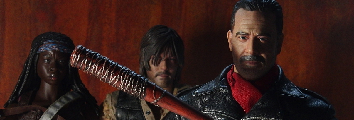 Threezero: Negan (The Walking Dead)