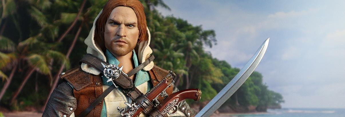 Damtoys: Edward Kenway (Assassin's Creed)