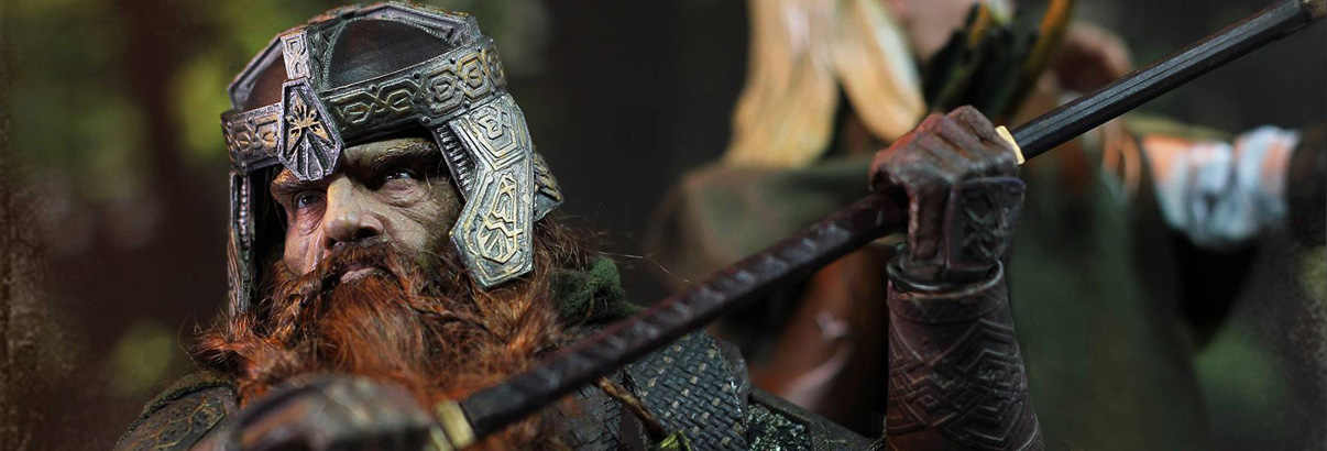 Asmus Toys: Gimli (Lord of the Rings)