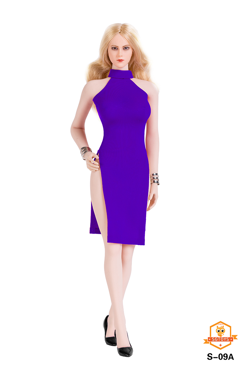 sg- split skirt01