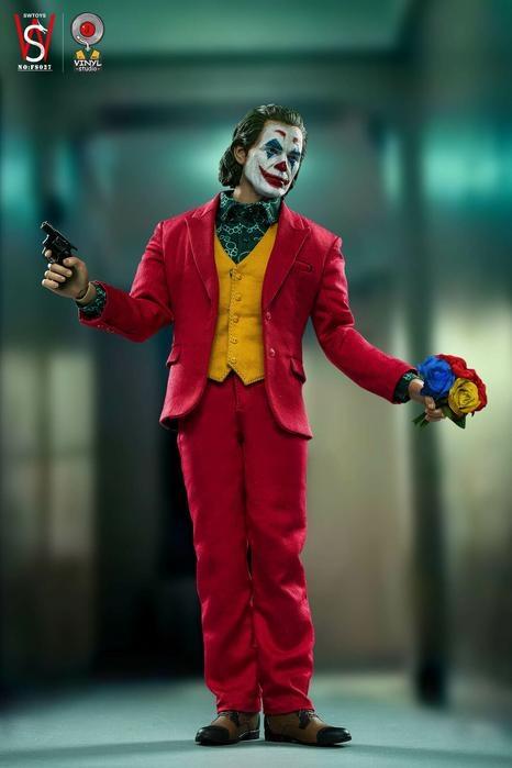 Sw Toys Amp Vinyl Studio Joker
