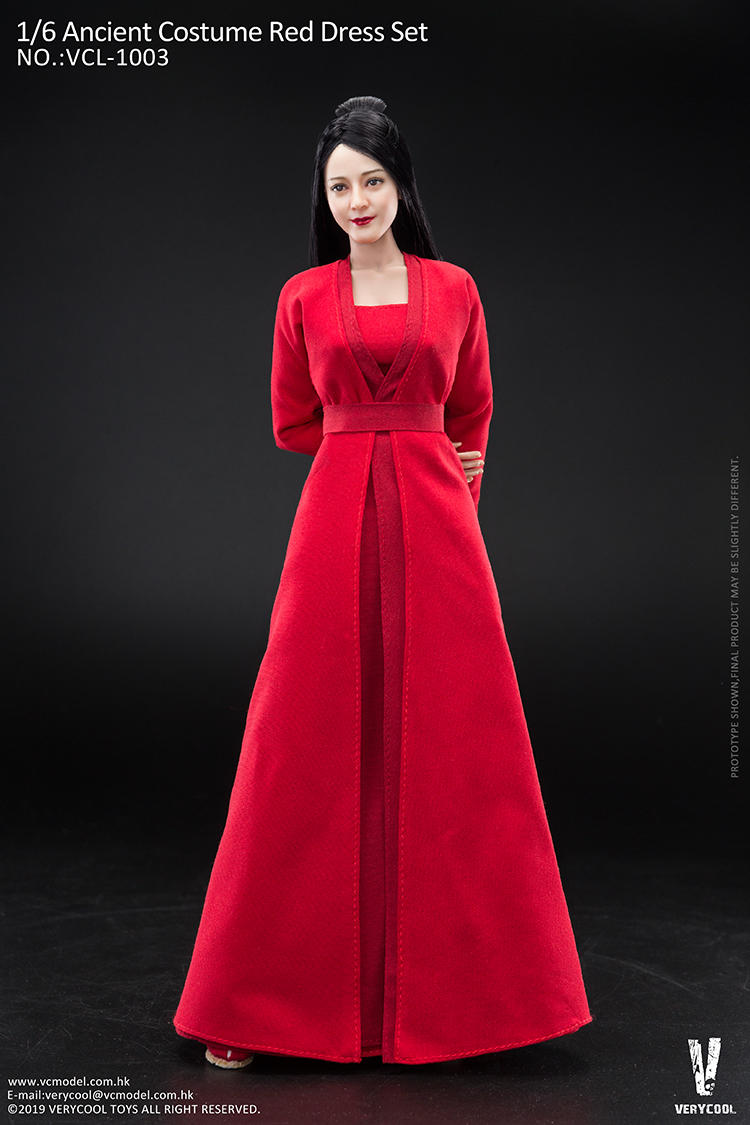 vc-ancient red dress01