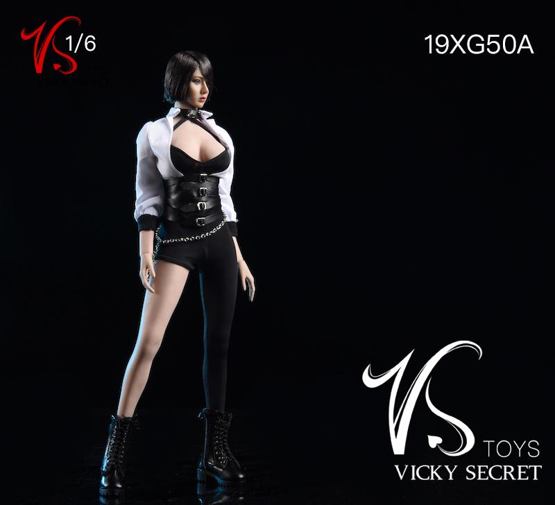 vst-sshirt Tight pants01
