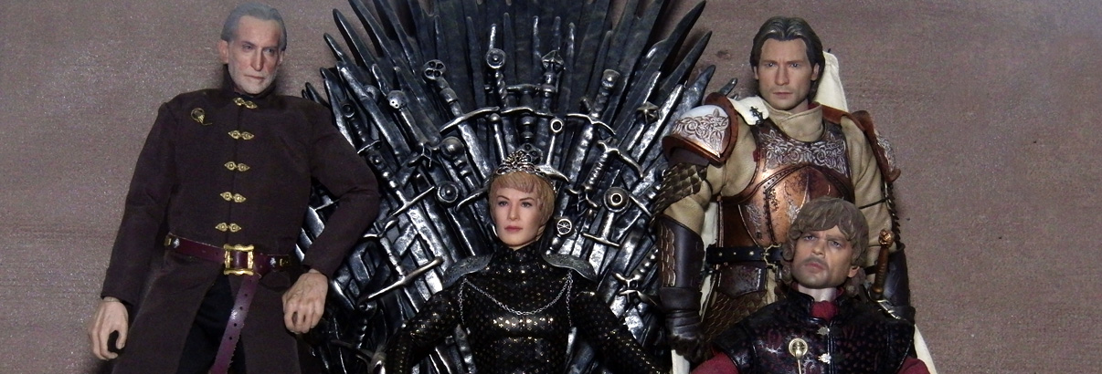 Threezero: Cersei Lannister (Game of Thrones)