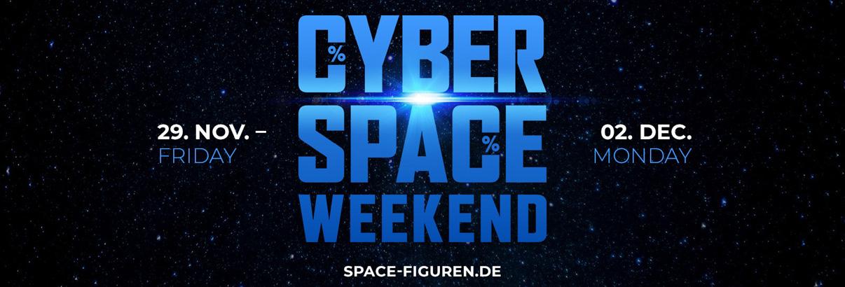 CYBER SPACE WEEKEND