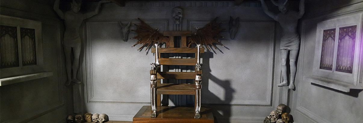 Forum: Foto des Monats Januar – Versammlungsraum der Dämonen