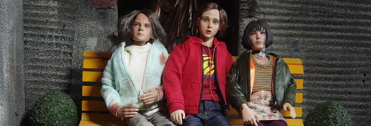 Redmen Toys: Ellie (The Last of Us)