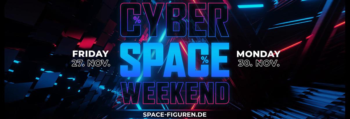 CyberSpaceWeekend 2020