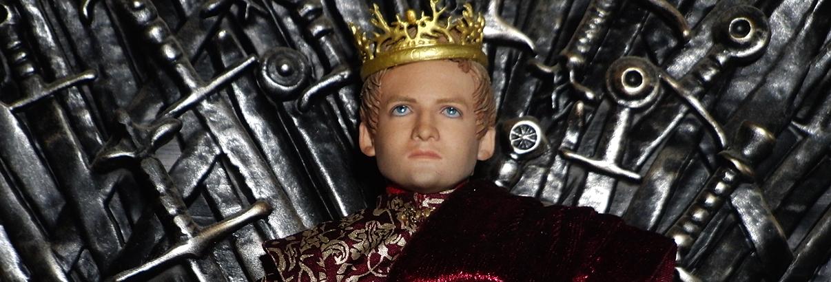 Threezero: Joffrey Baratheon (Game of Thrones)
