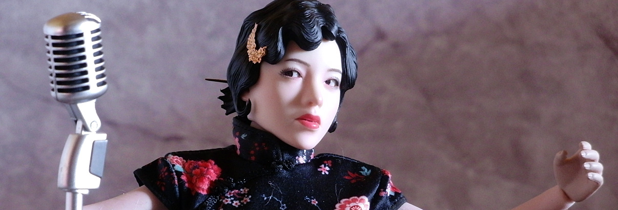 Super Duck: Shanghai Singer Character Set